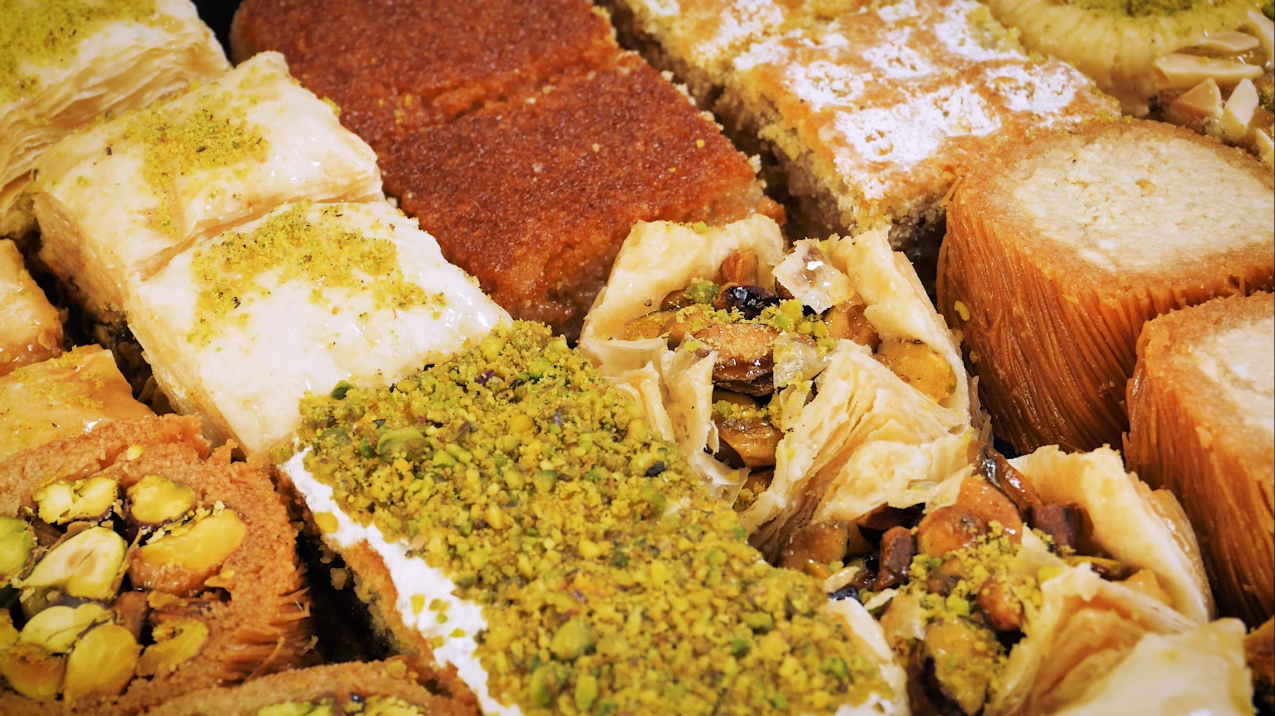 Baklawa King – Finest Middle Eastern Pastries – Finest & Freshest